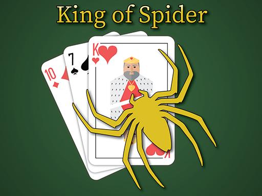 Juega King of Spider Solitaire juego