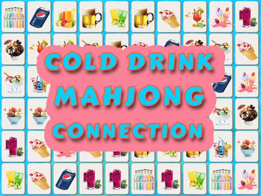 Juega Cold Drink Mahjong Connection juego