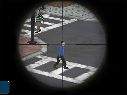 Juega Sniper Mission 3D juego