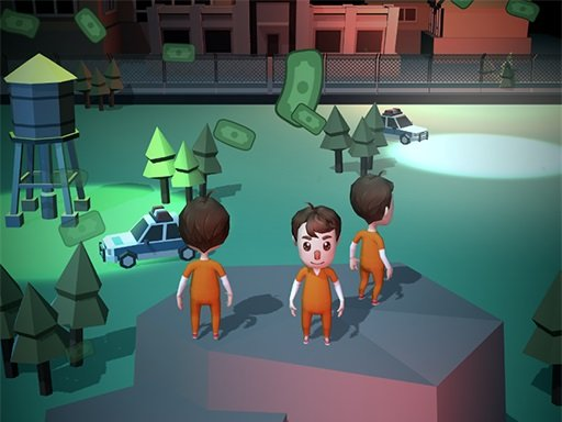 Juega Cartoon Escape Prison juego