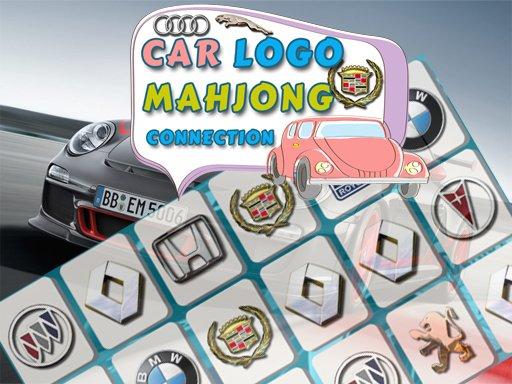 Juega Car Logo Mahjong Connection juego
