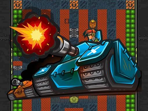 Juega Tank Fight juego