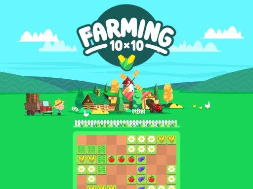 Juega 10×10 Farming juego