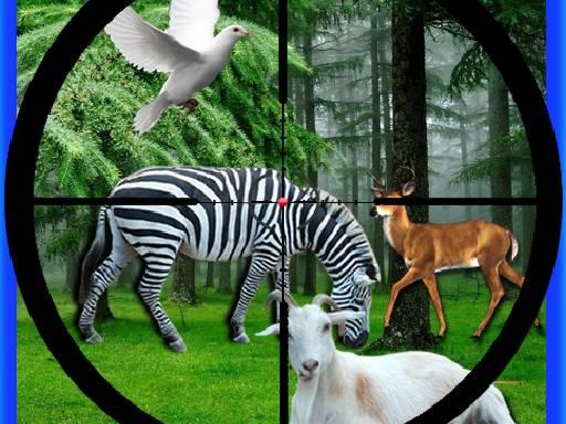 Juega Real Jungle Animals Hunting juego
