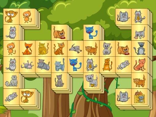 Juega Cats Mahjong juego