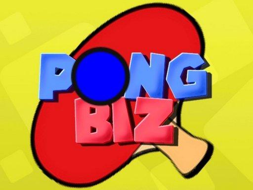 Juega Pong Biz juego