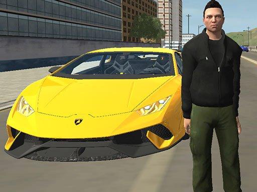 Juega Grand City Car Thief juego