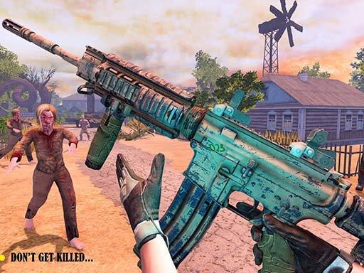 Juega Dead Warfare Zombie Shooting juego