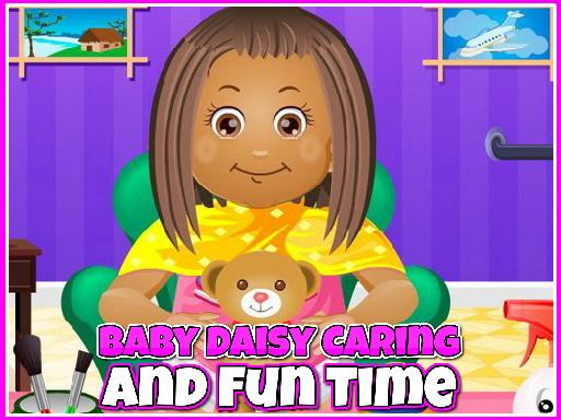 Juega Baby Daisy Caring and Fun Time juego