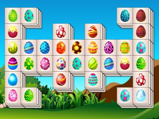 Juega Easter Mahjong Deluxe juego