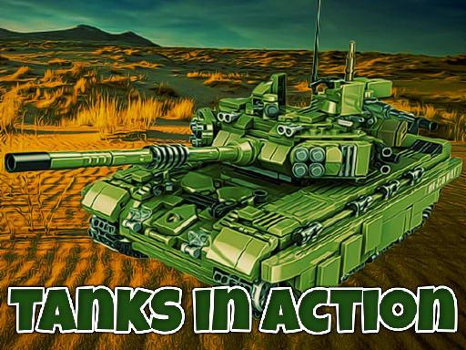 Juega Tanks in Action juego