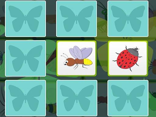Juega Kids Memory – Insects juego