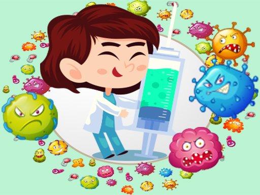 Juega Virus Bubble Shooter juego