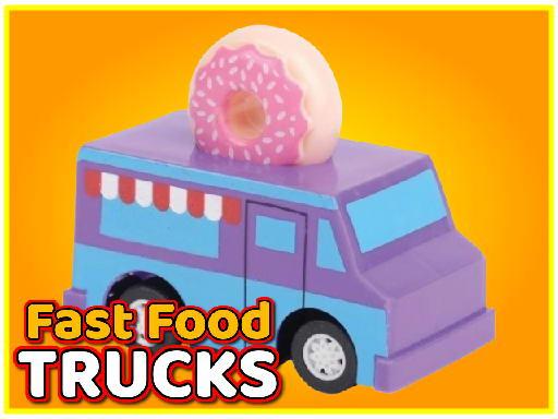 Juega Fast Food Trucks juego