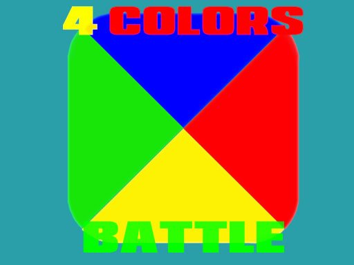 Juega 4 Colors Battle juego