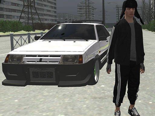 Juega Russian Grand City Auto juego
