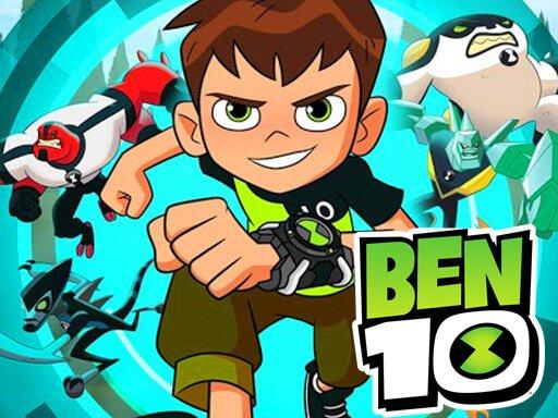 Juega Ben 10 Alien Run juego