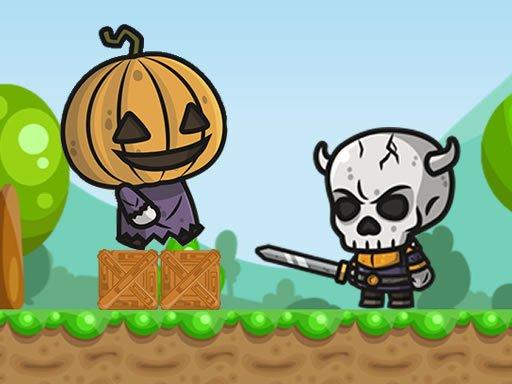 Juega Running Pumpkin juego