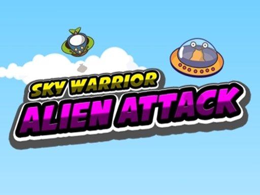Juega Sky Warrior Alien Attack juego