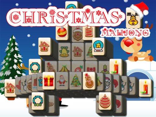 Juega Christmas Mahjong Online juego