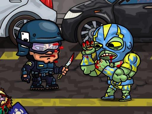 Juega Kill the Zombies juego