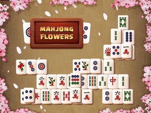 Juega Mahjong Flowers juego