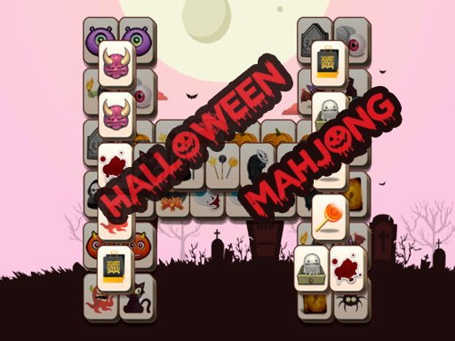 Juega Halloween Mahjongs Online juego