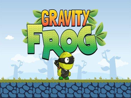 Juega Gravity Frog juego