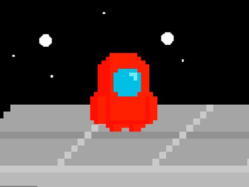 Juega Red Impostor Guys : Multiplayer Race juego