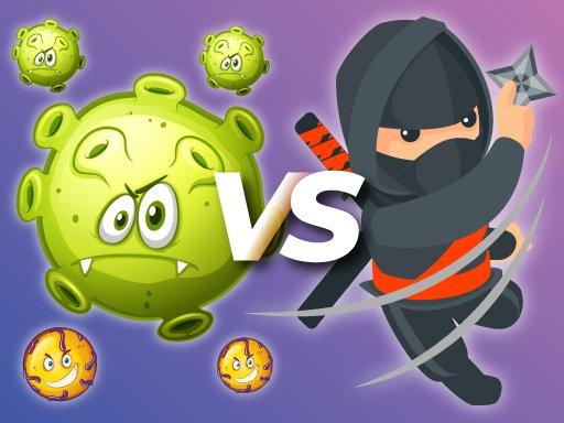 Juega Virus Ninja 2 juego
