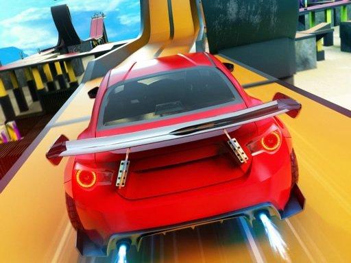 Juega Rocket Stunt Cars juego