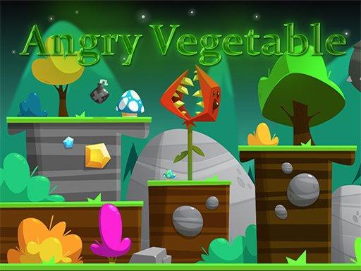 Juega Angry Vegetable juego