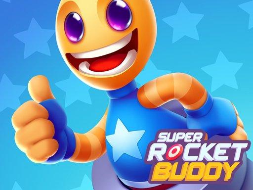 Juega Super Rocket Buddy juego