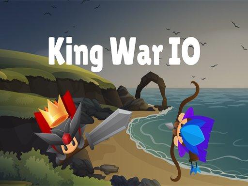 Juega King War IO juego