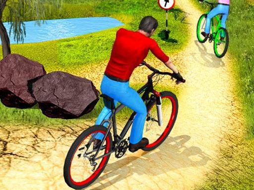 Juega UPHill OffRoad Bicycle Rider juego