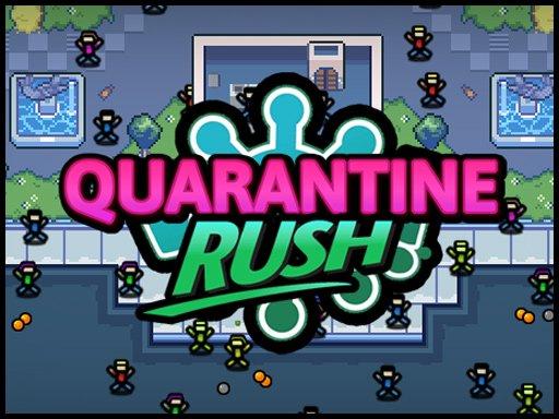 Juega Quarantine Rush juego