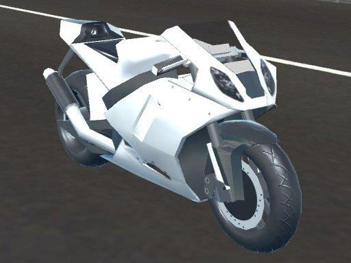Juega Motorbike Racer juego