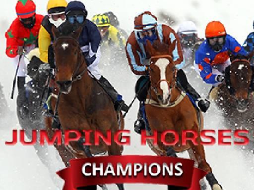 Juega Jumping Horses Champions juego