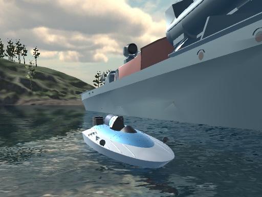 Juega Boat Drive juego