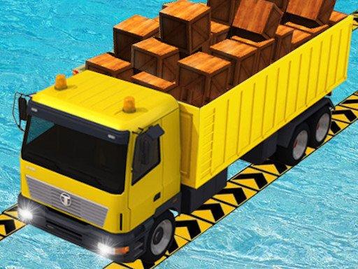 Juega Impossible Truck Cargo Driver juego