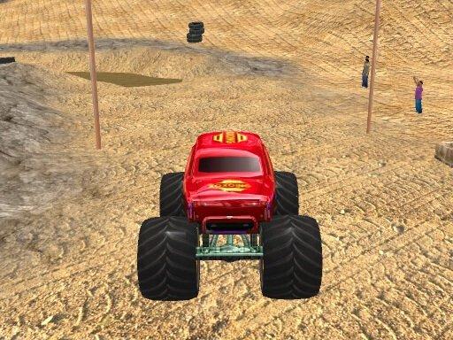 Juega Monster Truck Rally juego