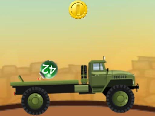 Juega Bomber Truck juego