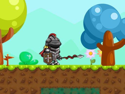 Juega Super Knight Adventure juego