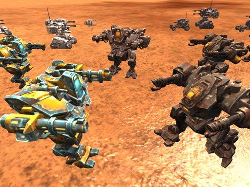 Juega Mech Battle Simulator juego