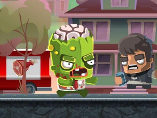 Juega Surviving the Zombies juego