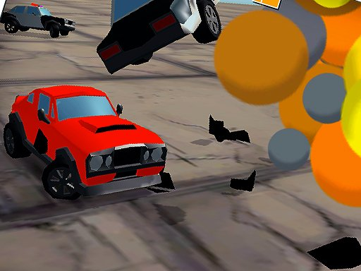 Juega Police Car vs Thief juego
