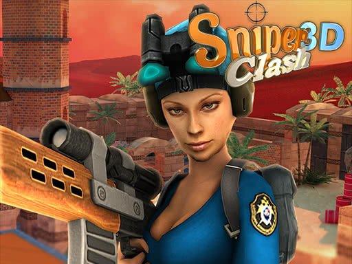 Juega Sniper Clash 3D juego