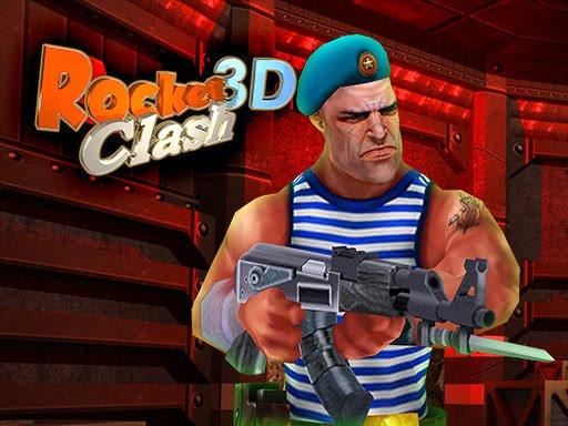 Juega Rocket Clash 3D juego