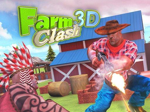 Juega Farm Clash 3D juego