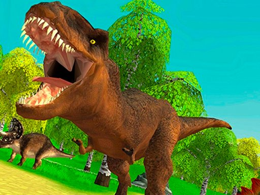Juega Dinosaur Hunting Dino Attack 3D juego